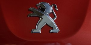 Peugeot, PSA, logo, voiture, auto,