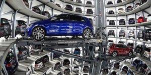 La croissance du marche automobile europeen ralentit nettement en fevrier