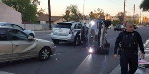 Apres un accident, uber suspend ses essais de voiture autonome