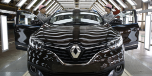 Renault Chine