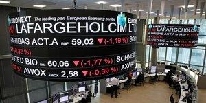 Lafargeholcim annonce un resultat operationnel superieur aux attentes pour le 4e trimestre