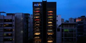 Singapour distributeur de voiture