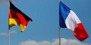 Drapeaux Allemagne France