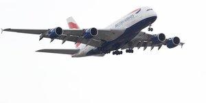 Les vols de british airways perturbes par une panne informatique