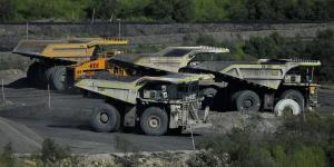 charbon australien