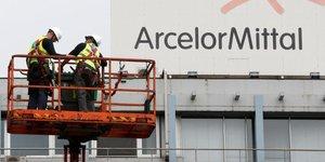 Arcelormittal porte plainte apres des soupcons de pollution