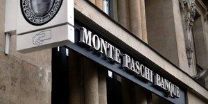 Monte Paschi Banque France Paris