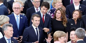 Macron et le soft-power au G20