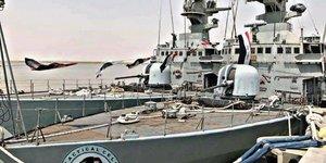 Fincantieri Irak corvettes