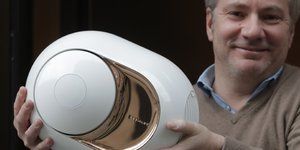 Devialet, le son made in france a la conquete de l'asie