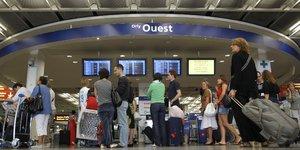 Aéroport expatriés voyage