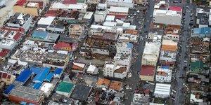 Irma: neuf morts et sept disparus dans les iles francaises