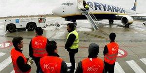 Ryanair deboute par la cjue dans une affaire de droit du travail