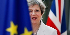 Brexit: la proposition de may ne leve pas toutes les interrogations