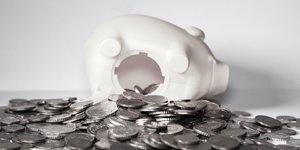 Euro, épargne, argent, pièces, billets, tirelire, livret A, assurance vie, banque