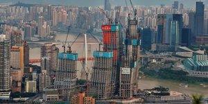 La banque mondiale releve ses previsions pour l'asie de l'est