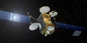 Eutelsat Airbus Space Systems satellite électrique