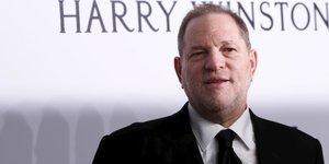 Harvey weinstein demis de ses fonctions a la weinstein company