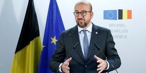 Charles Michel, Belgique, Wallon, Union européenne, séparatistes flamands, Ceta, Magnette,