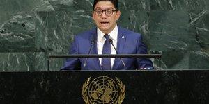 Nasser Bourita diplomatie marocaine onu