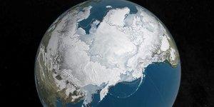 Fonte de l'arctique