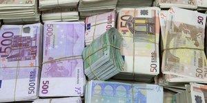 Dette publique a 2.231,7 milliards d'euros au deuxieme trimestre
