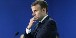 Macron s'envole pour ryad pour parler yemen et liban