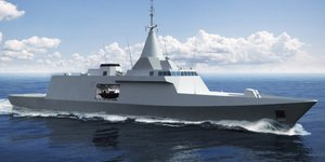 corvette Gowind naval Group Emirats Arabes Unis