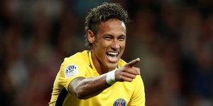 Paris et neymar s'imposent
