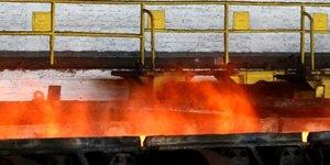 Sidérurgie, enquête, accord Arcelormittal /ilva