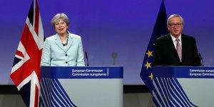 Accord entre la grande-bretagne et l'ue sur trois points cles du brexit