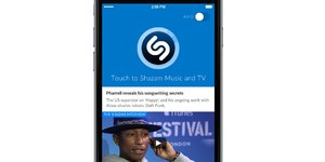 Shazam appli Pharrel