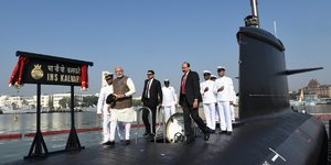 Naval Group Mazagon Dock Inde sous-marins Scorpene