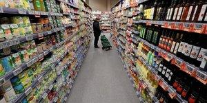 Les promotions sur les prix de l'alimentation regulees