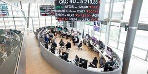 CAC 40 Euronext