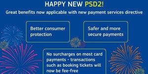 DSP2 entrée en vigueur paiement fintech