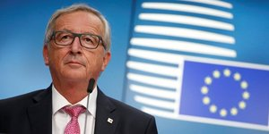 Juncker convaincu qu'il aura un accord entre londres et l'ue