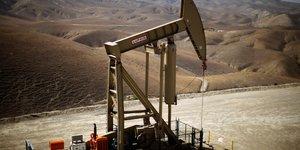 pétrole américain
