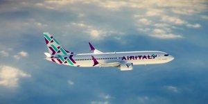 AirItaly Meridiana Qatar Airways