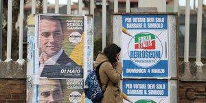 Italie: les elections legislatives avec un nouveau systeme