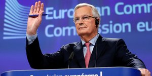 Michel Barnier, Brexit,