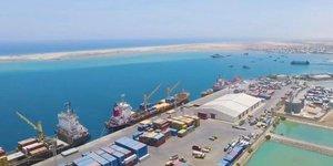 Port Berbera Somalie