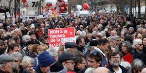 retraités, manifestations, France, CSG, Ehpad, vieillesse, maisons de retraite, pouvoir d'achat
