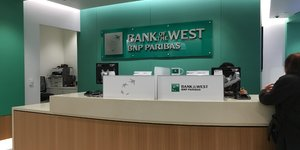 Agence Bank of the West BNP Paribas