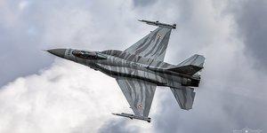 F-16 Pologne Lockheed Martin
