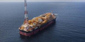 Total prospection pétrole gaz