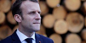 Macron estime qu'il n'y a pas de convergence des luttes