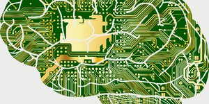 Intelligence artificielle, IA, cerveau, processeur, puce, Intel,