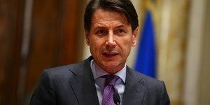 Giuseppe conte peine a former son gouvernement en italie