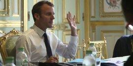 Macron, Aides sociales, pognon
